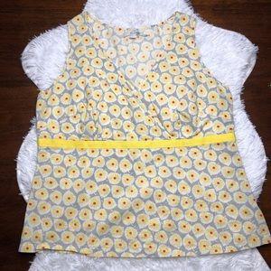 Boden Sleeveless Cotton Top
